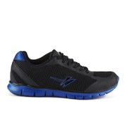 Gola Men's Calera Training Shoes - Black/Reflex Blue
