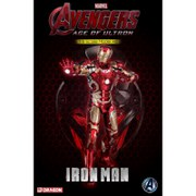 Dragon Action Heroes Marvel Age of Ultron Iron Man Mark 43 1:9 Scale Model Kit