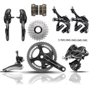 Campagnolo Chorus Compact Groupset 34/50 - 2015