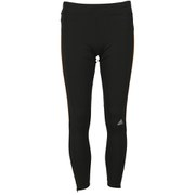 adidas Response Women's Long Tights - Black/Flash Orange
