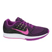 Nike Women's Air Zoom Structure 18 Trainers - Purple/Black