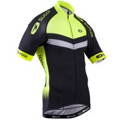 Sugoi RSE Team Short Sleeve Jersey - Yellow