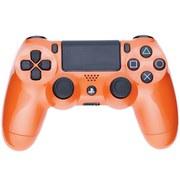 PlayStation DualShock 4 Custom Controller - Gloss Orange