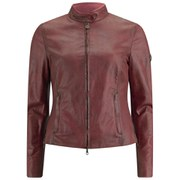 Matchless Women's M5 Jacket - Antique Red
