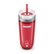 Zoku Iced Coffee Maker - Red