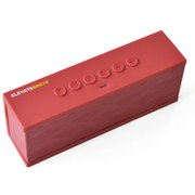 The Elevate Breve Portable Bluetooth Speaker - Red