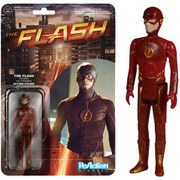 ReAction DC Comics Flash 3 3/4 Inch Action Figure