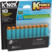 K'NEX K Force 10 Dart Pack and Target (47518)