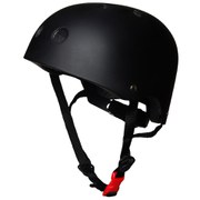 Kiddimoto Helmet - Matte Black