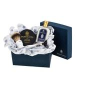 Truefitt & Hill Luxury Edition Trafalgar: Bowl, Balm, Razor and Brush Set