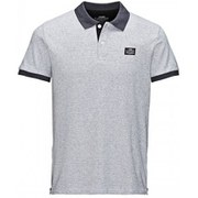 Jack & Jones Men's Clerk Polo Shirt - White