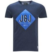 Jack & Jones Men's Core Now T-Shirt - Dress Blue