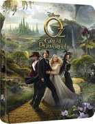 Oz 3D (Includes 2D Version) - Zavvi Exclusive Limited Edition Steelbook (3000 Only)