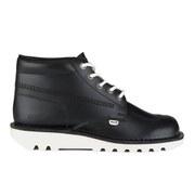 Kickers Men's Kick Hi Boots - Black/White
