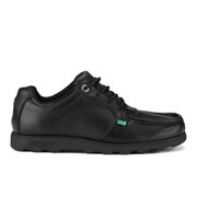 Kickers Men's Fragma Lace Shoes - Black