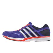 adidas Men's Adizero Takumi Ren 3 Running Shoes - Purple/White/Navy