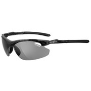 Tifosi Tyrant 2.0 Polarized Fototec Sunglasses - Carbon/Smoke