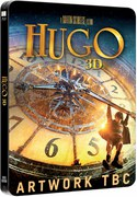 Hugo 3D (Includes 2D Version) - Zavvi Exclusive Limited Edition Steelbook Blu-ray