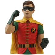 Diamond Select DC Comics Batman 1966 Robin Bust Bank