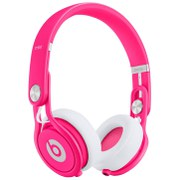Beats by Dr. Dre: Mixr Headphones - Pink