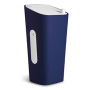 Sonoro Cubo Go New York Portable Bluetooth Speaker - White/Blue