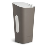 Sonoro Cubo Go New York Portable Bluetooth Speaker - White/Brown