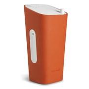 Sonoro Cubo Go New York Portable Bluetooth Speaker - White/Orange