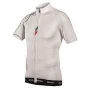Santini Zeit Lite Short Sleeve Jersey - White