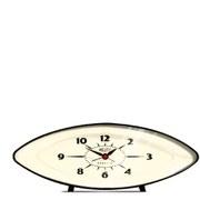 Newgate Bullitt Alarm Clock - Black