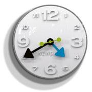 Newgate Bluggle Clock - Grey