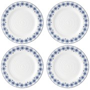 Sophie Conran for Portmeirion Side Plate - Eliza - White (Set of 4)