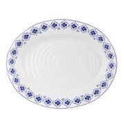 Sophie Conran for Portmeirion Oval Plate - Medium - White