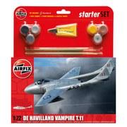 Airfix De Havilland Vampire T11