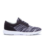 Supra Men's Hammer Run Trainers - Black Brushstroke
