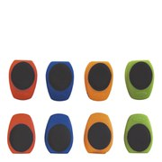 OXO Good Grips Magnetic Mini Clips (8 Pack) Assorted Colours