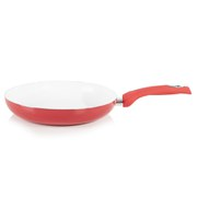 Cook In Colour Ceramic Non-Stick 28cm Frying Pan - Black
