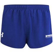 Under Armour Athletic Shorts Herr, Blå/Vit