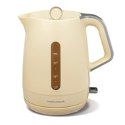 Morphy Richards 101204 Chroma Kettle - Cream