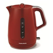 Morphy Richards Chroma Kettle - Red