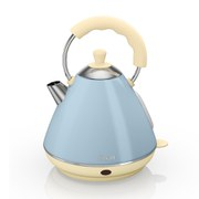 Swan Pyramid Kettle - Blue (2L)