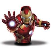 Marvel Avengers Age of Ultron Iron Man Bust Bank