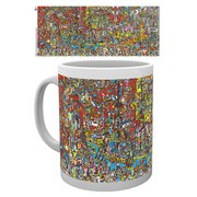 Where's Wally Toys Toys Toys Mug