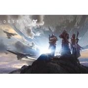 Destiny Trio Landscape - Maxi Poster - 61 x 91.5cm