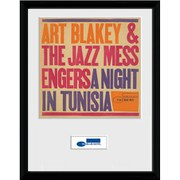 Blue Note Tunisia Bravado - Framed Photographic - 16 Inch x 12 Inch