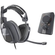 ASTRO Gaming A40 Wired Headset - Black (Xbox One, PS4, Xbox 360, PS3, PC)