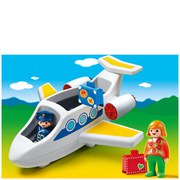 Playmobil 1.2.3 Personal Jet (6780)