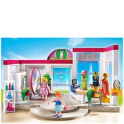 Playmobil Shopping Centre Clothing Boutique (5486)