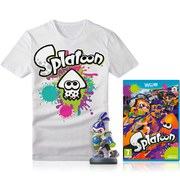 Splatoon + Inkling Boy amiibo Pack (XL)