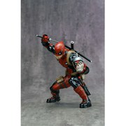 Kotobukiya Marvel Deadpool Marvel Now Exclusive ArtFX+ 1:10 Scale Statue