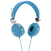 Polaroid Headphones with 4GB MP3 Player Bundle - Blue